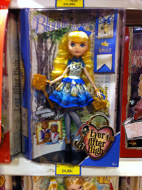 ever after high blodie locks
