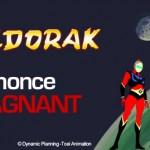 Concours Goldorak :  Le Gagnant