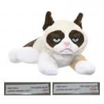 Grumpy Cat : rappel des peluches par le fabricant