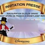 Inauguration LEGO Store au Disney Village … enfin une date