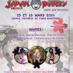 Japan Party 4ème édition demandez le programme
