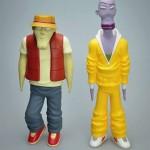 #ThrowBackThursday : figurines Lascars par HL Pro