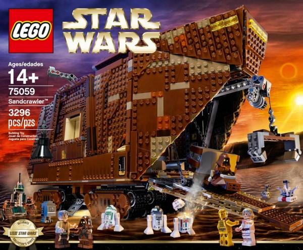 lego star wars sandcrawler 10