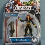 Marvel Avengers Assemble : Black Widow (S.H.I.E.L.D)
