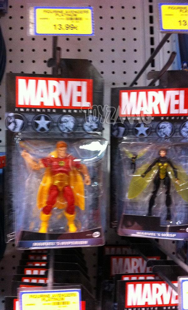 """marvel infinity series 3""""75 10cm"""