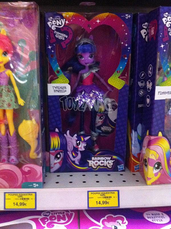 My Little Pony Equestia Girls Rainbow Rock
