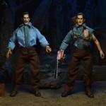 Evil Dead 2 : deux versions Retro Cloth d'Ash