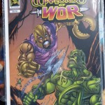 Kickstarter : Mini-comics Warlords of Wor