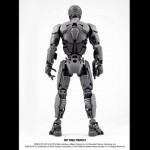 Robocop : ThreeZero dévoile le proto d'EM-208