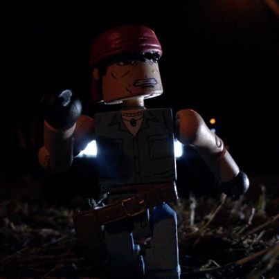 series 5 walking dead minimates