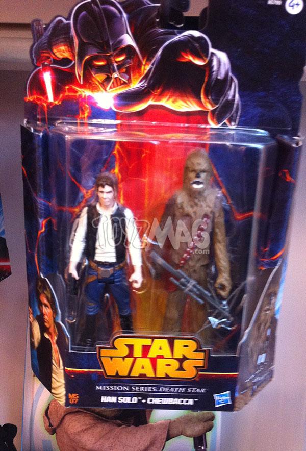 Star Wars Missions series Hasbro