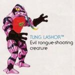 Instant Vintage Tung Lashor/Furilangue Maitres de l'Univers (Mattel 1986)