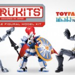 SprüKits du model kit de super-héros par Bandai