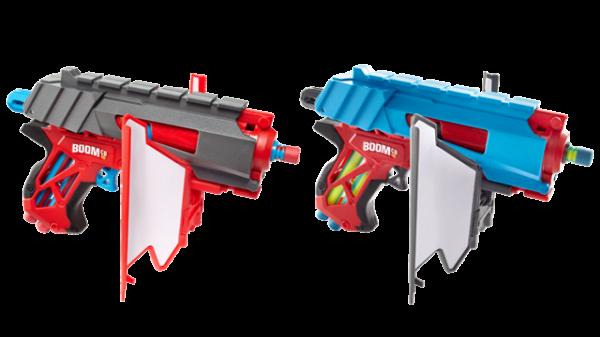Boomco dual defenders mattel