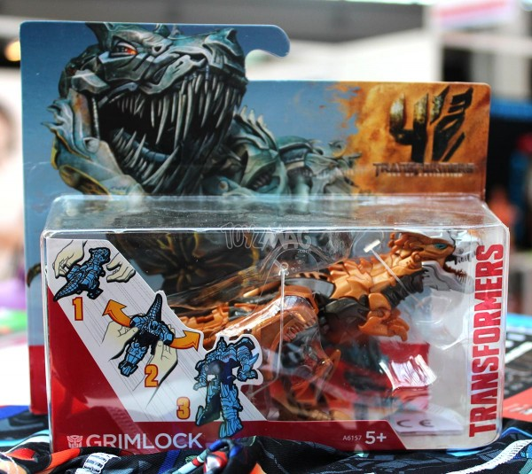 Transformers Age of Extinction Kazachok 2014 hasbro