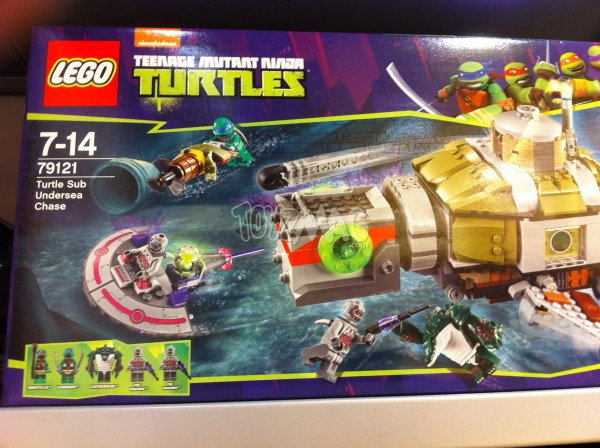 Lego Tortues Ninja - Teenage Mutant Ninja Turtles serie 2 TMNT