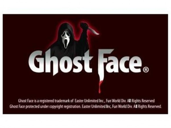 NECA retro-cloth ghost face Scream