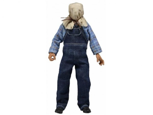 NECA retro-cloth Jason