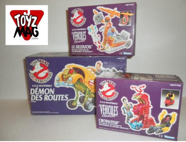 Instant Vintage Démon des Routes - Ghostbusters (Kenner 1988)