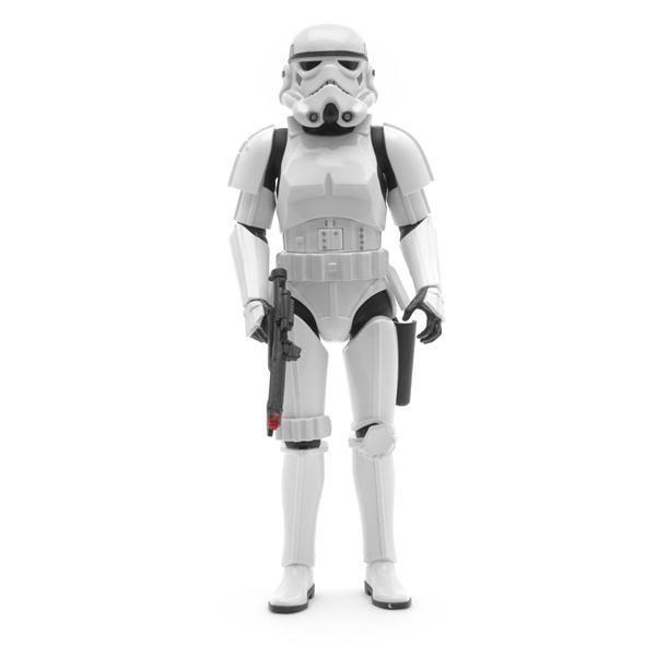 Star Wars- Intergalactique Exclu Disney Store Storm Trooper