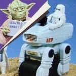 Vintage Star Wars du Vendredi : Hoth Mini-Rig égaré dans le désert via la Turquie...
