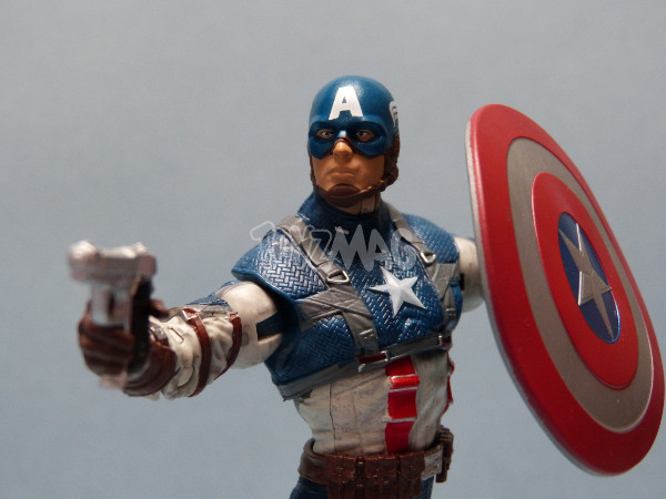 WW2 captain america marvel legends infinite 12