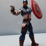 WW2 captain america marvel legends infinite 13