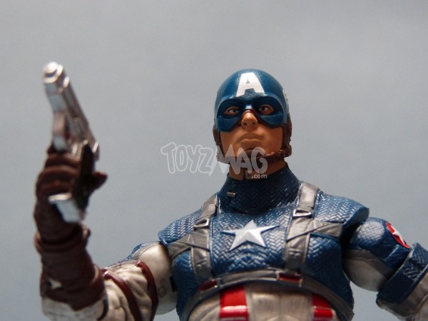 WW2 captain america marvel legends infinite 9