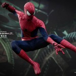 amazing spider-man 2 hot toys