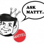 Mattycollector sonde les collectionneurs de MOTUC