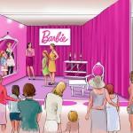 Événement : Le 1er dressing virtuel Barbie, c'est demain !