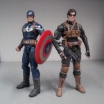 Marvel Select - Captain America : Le Soldat de l'hiver