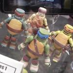DST annonce des Tortues Ninja Minimates