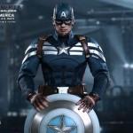 hot toys captain america strike 1