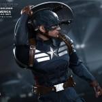 hot toys captain america strike 5