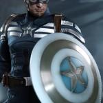 hot toys captain america strike 8