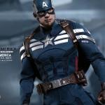 hot toys captain america strike 9