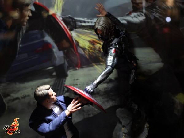 hot toys diorama captain america 12