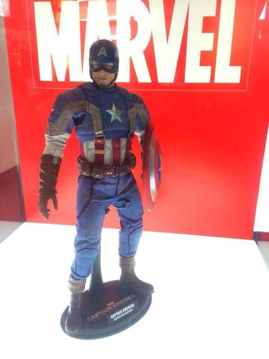 "Hot Toys ""Marvel Sapiens"" at Toy Sapiens"
