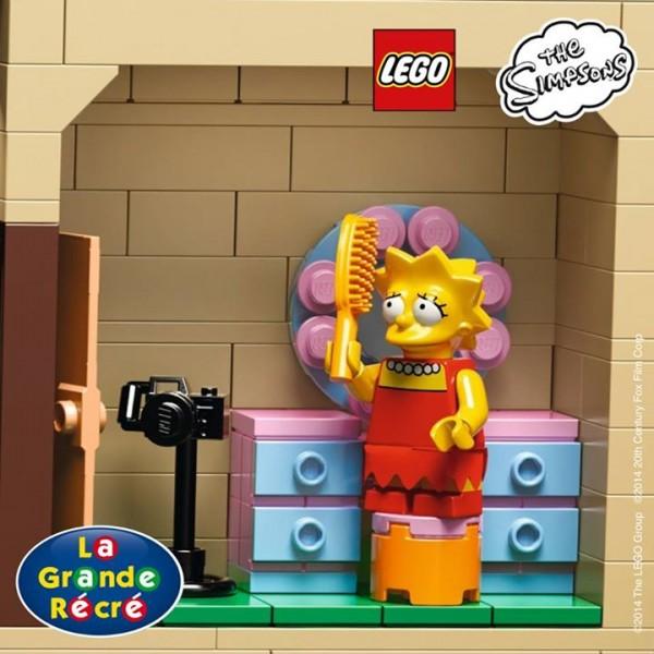 LEGO  Simpsons  La Grande Récré