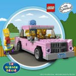 Les LEGO Simpsons en avant première à la Grande Récré