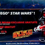 May The 4th Be With You, ce que vous prépare LEGO