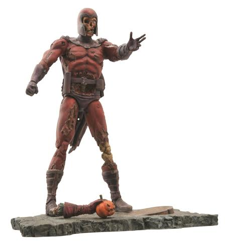 magneto zombie marvel select