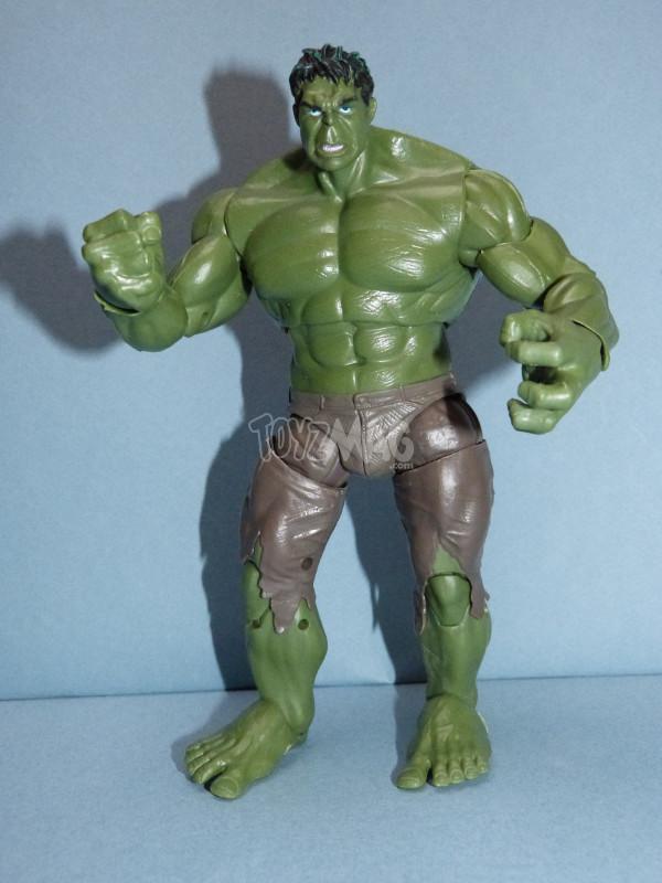 marvel legends avengers hulk 1