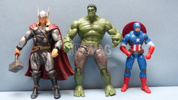 marvel legends avengers hulk 20