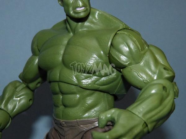marvel legends avengers hulk 7