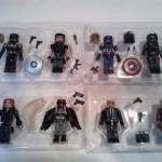 Captain America : The Winter Soldier en Minimates (series 55)