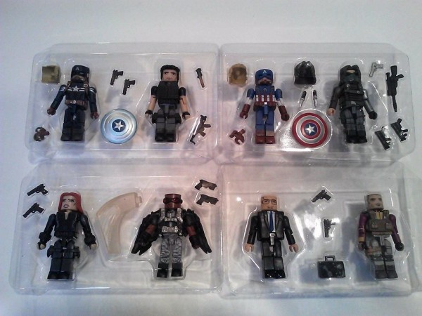 marvel minimates captain america winter soldier dst