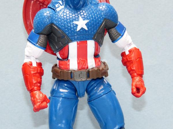 marvel now captain america marvel legends 3