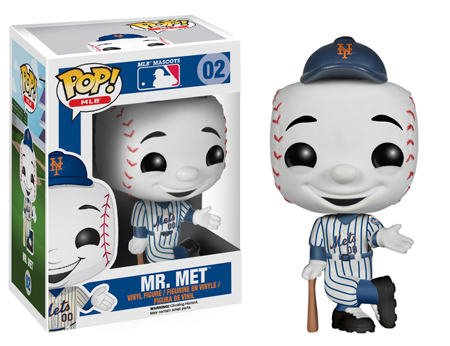 mr met funko pop